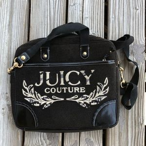 Fab Juicy Couture Laptop Bag in EUC!